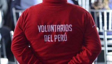 Voluntarios del Bicentenario son parte de los Juegos Deportivos Nacionales Escolares 2019