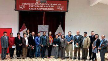Áncash: se conformó el Comité Impulsor del Bicentenario