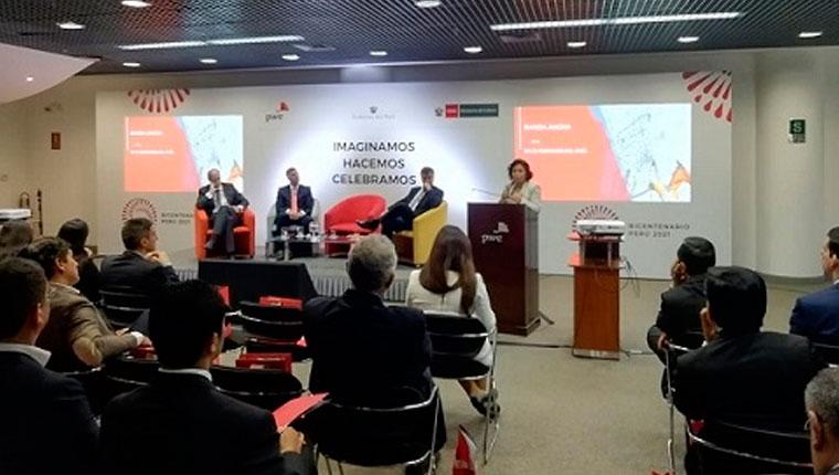 Proyecto Especial Bicentenario se presentó al sector privado