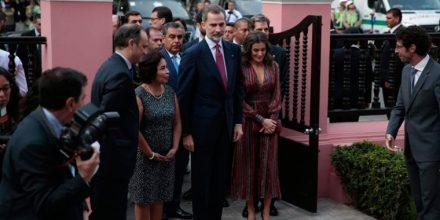 Reyes de España visitaron Perú para ver temas vinculados al Bicentenario
