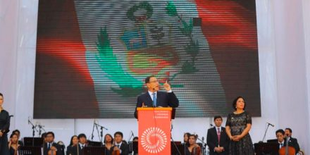 Se lanzó la Agenda Bicentenario en Ayacucho
