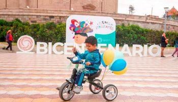 Segunda edición de Semana Bicentenario en Tacna reunió a unas 6 mil personas