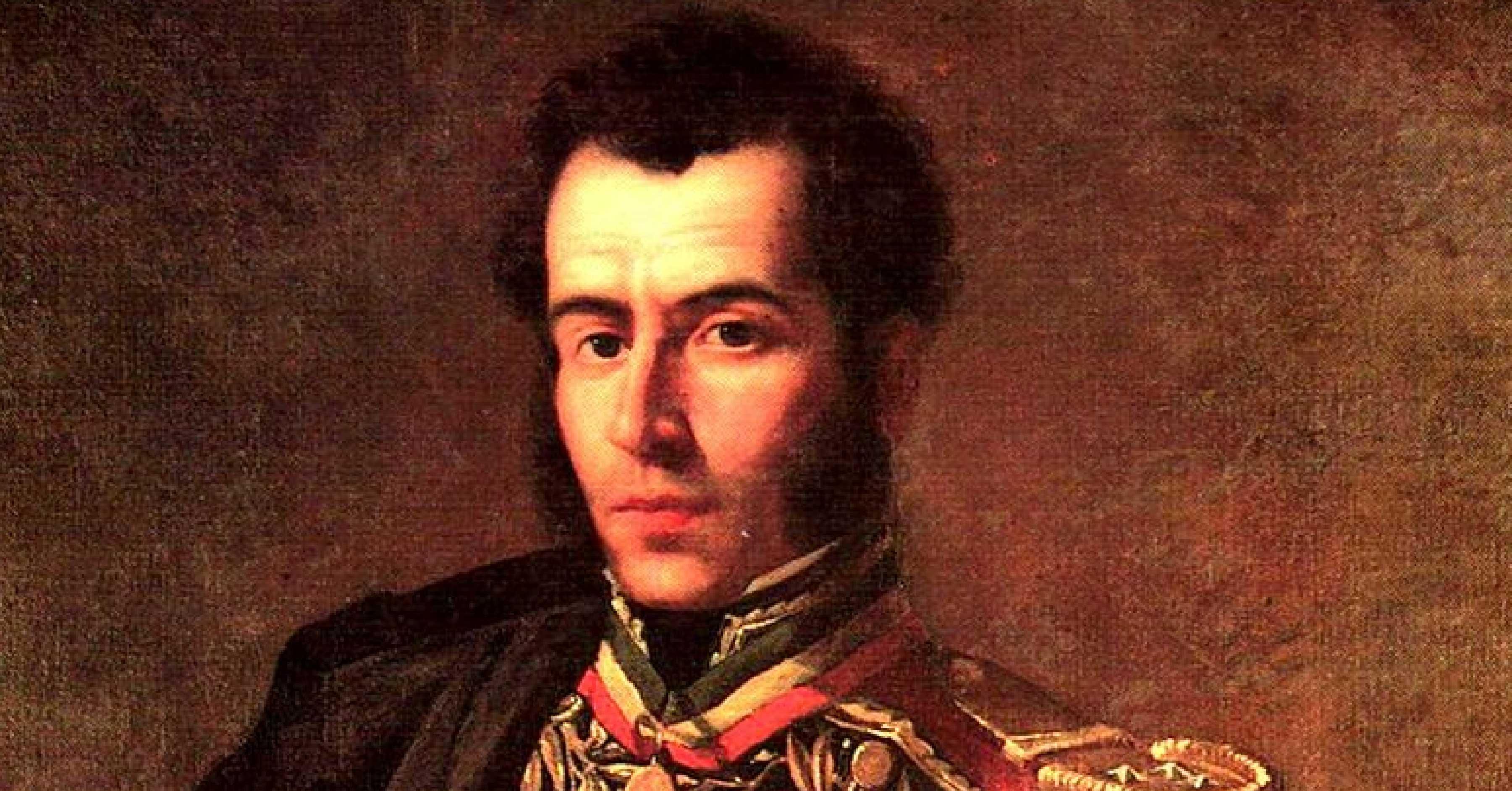 Antonio José de Sucre: El Gran Mariscal de Ayacucho cumple años -  Bicentenario del Perú