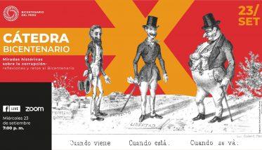 Cátedra Bicentenario: Cuarta mesa de debate estará dedicada a analizar la corrupción en el Perú