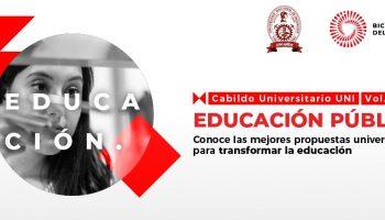Cabildo Universitario UNI: Aportes desde la ciencia, ingeniería y arquitectura a la calidad de la educación pública en el Perú