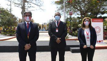 """Ministro de Cultura en Lambayeque: """"construyamos un país más justo y solidario rumbo al Bicentenario"""""""
