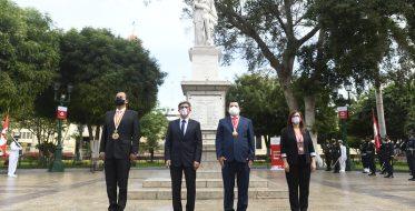 Independencia de Piura: ministro de Cultura hizo un llamado a la unión del Perú