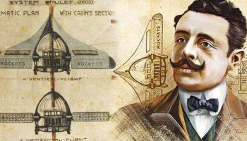 Conoce a Pedro Paulet, el genio arequipeño que inspiró la Era Espacial