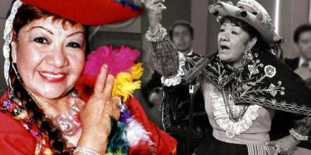 Pastorita Huaracina, la cantante mayor del huayno peruano