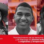 Proyecto Bicentenario realizará curso virtual para fortalecer los derechos políticos y liderazgo en jóvenes indígenas y afroperuanos
