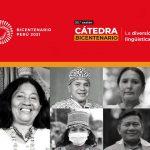 Cátedra Bicentenario abordará la diversidad lingüística en el Perú
