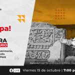 Bicentenario realizará cátedra sobre patrimonio cultural, turismo y desarrollo sostenible