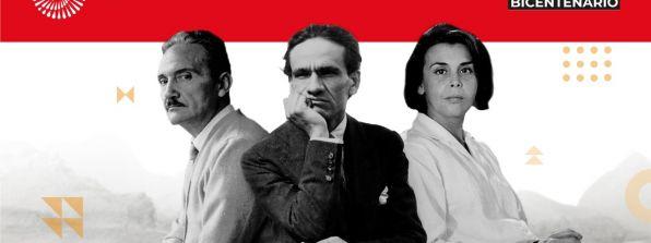 Cátedra Bicentenario: Escritores e investigadores peruanos se unen para reflexionar sobre el rol de la literatura en la construcción del país